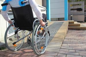 Der Arbeitsschutz für behinderte Angestellte ist gesetzlich vorgeschrieben.