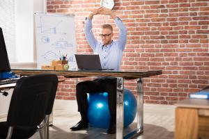 Welchen Vorgaben zum Arbeitsschutz muss ein Büroarbeitsplatz gerecht werden?