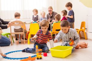 Findet das Arbeitsschutzgesetz auch im Kindergarten Anwendung?