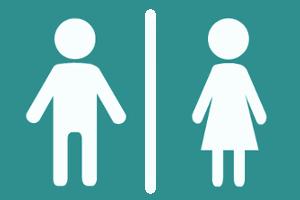 Sanitäre Arbeitsstättenrichtlinie: Waschräume und Toiletten müssen laut ArbStättV in den meisten Betrieben vorhanden sein.