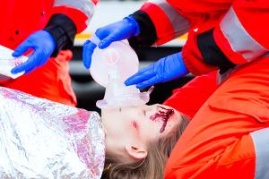 Auch Rettungsdienstbekleidung ist eine Form von Arbeitsschutzkleidung.