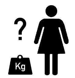 Wie viel darf eine Frau heben? Das Arbeitsrecht schützt hier und gibt niedrigere Werte vor.